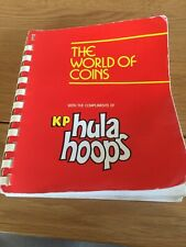 The World Of Coins - KP Hula Hoops - 1982 - Collectors Album 53/60 coins