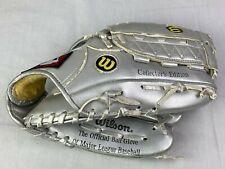 Wilsons Silver A2000 Collectors Edition Baseball Glove/Mitt
