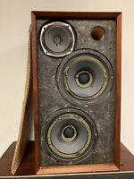 The Fisher Model XP-2 3-Way HiFi Stereo Speaker - Single