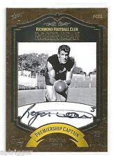 2013 Richmond Premiership Captain Signature (PC01) Roger DEAN 392/1000