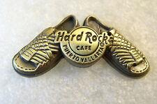 PUERTO VALLARTA,Hard Rock Cafe Pin,Shoes Super HTF pin