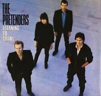 THE PRETENDERS learning to crawl WX 2 german wea 1984 LP PS EX+/EX with inner