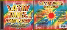 LATIN DANCE LA BOMBA LA BANANA I WANNA SUAVEMENTE CD
