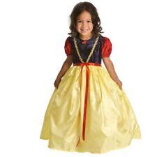 Snow White princess dress up girls halloween costume S
