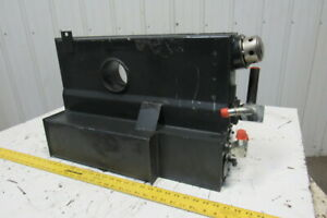 Crown 45RRTT-S Hydraulic Tank From Stand Up Narrow Aisle 36V Forklift Stacker