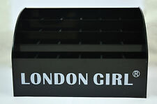 London Girl Acrylic Display Stand For Eye/Lipliner, As Pictured