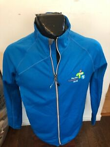 MENS Small Zip Front Warm Up Jacket   Pam Am Games Toronto 2015