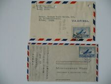 Covers - Korea, two air covers, one with scott C2 , the other with Scott C5