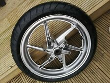 HONDA VFR 750 FL M N P 1990-93  Front WHEEL, exc. condition, no need for refurb!
