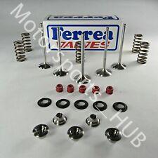Yamaha YFZ450 YFZ 450 Spring Kit Head +1mm Ferrea Intake Exhaust 5 Valves Seals