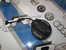 Genuine Audi A3 8P SEAT Leon MK2 Mark 2 Diesel Fuel Tank Cap With Rubber String
