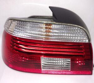 2001-2003 BMW E39 540i 530i 525i Tail Light Driver Left Side Hella Celis