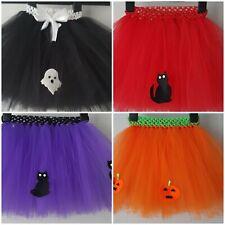 Halloween Tutu Skirts. Up to 7/ 8 years.