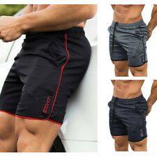 Men's Fitness Sports Shorts Football Pants Gym Workout Training Running Summer