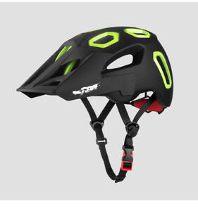 Bicycle Helmet Safety Cycling MTB Adult Mountain Road Bike Durable Cap 58-61cm