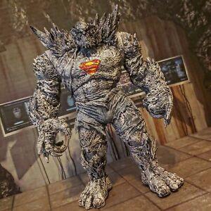 Mcfarlane dc multiverse DOOMSDAY SUPERMAN Custom marvel legends batman lot