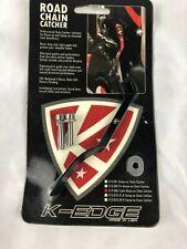 K-EDGE Road Chain Catcher Triple Braze On Black (4s)