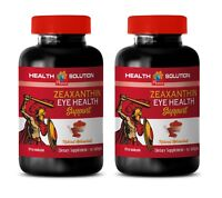 eye health vitamin - Zeaxanthin Eye Health - potent antioxidant 2 Bottles