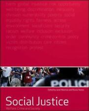 Social Justice (Welfare, Crime and Society), Newman, Janet, Yeates, Nicola, New