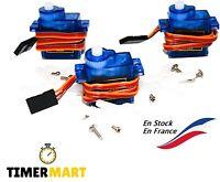 Micro SG90 Servo Motor 9G pour RC Arduino Control mini TimerMart
