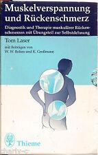 Muskelverspannung und Rückenschmerz - Diagnostik und Therapie