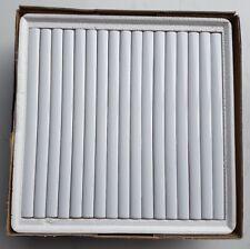 White Pencil Border Tiles 15 boxes 68 tiles per box Price per box