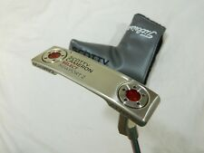 "Titleist 2016 Scotty Cameron Select Newport 2 34"" Putter + Headcover 34 inch"