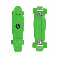 "22"" Skateboard Solid Penny Style Board Plastic Board 4 Colors 2 Kinds of Wheels"