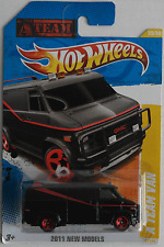 Hot Wheels - A TEAM VAN - EL EQUIPO A - Edit.Limit. - Movie TV Series