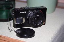 Fotocamera digitale Panasonic DMC-LX2 nera ottica leica bellissima