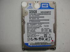 """WD Scorpio Blue 320gb WD3200BPVT-22ZEST0 2061-771672-E04 04PD1 2,5 """" SATA HDD"""
