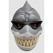 Shark Nouveauté visage Masque avec élastique Latex Masque Déguisement Halloween