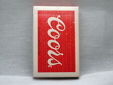 Coors, Vintage Playing Cards, Full Deck, Used, Excellent Condition, 1990s