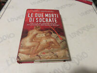The Due Dead Of Socrates Of Ignacio Garcia Valino Sonzogno Editore 1° Edition