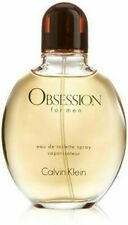 OBSESSION BY CALVIN KLEIN 4.0 EDT SPRAY *MEN'S PERFUME* CK NEW IN TESTER BOX