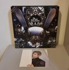 B.A.P First Sensibility Album W/ Daehyun Photocard