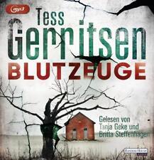 Blutzeuge von Tess Gerritsen (2017)