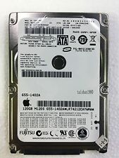 Fujitsu MHY2120BH 120GB SATA Laptop Hard Drive 5400RPM 8MB