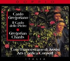 GREGORIAN CHANTS/CANTO GREGORIANO 2 CD NEW!