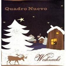 QUADRO NUEVO - WEIHNACHT (180 GRAMM VINYL) 2 VINYL LP NEW!