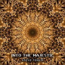 STEVE ROACH Into the Majestic CD Digipack 2021 LTD.300