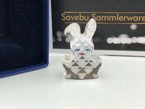 SWAROVSKI Figure Bunny 3,5 Cm. With Box
