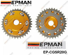 EPMAN RACING CAM GEAR GEARS PAIR fits NISSAN ENGINE SR20DET GOLDEN S13 S14 S15
