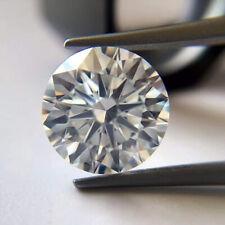 Laboratorio europeo de gemas Sueltas CVD Diamante Certificado 0.31 Ct. Blanco-G Color VS2 Clarity 4.5 mm