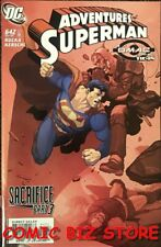 ADVENTURES OF SUPERMAN #642 (2005) 1ST PRINTING BAGGED & BOARDED DC