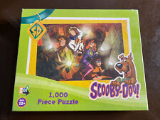 Go Games 1000 Piece Scooby Doo Where Are You? Puzzle New In Box Sealed