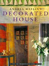 """AS NEW"" Andrea Maflin's Decorating Crafts, Maflin, Andrea, Book"