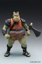 STAR WARS GAMORREAN GUARD JABBA HUTT POWER OF THE FORCE COLLECTION POTF2 LOOSE