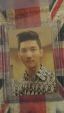 DBSK TVXQ changmin keep your head down official photocard Kpop k-pop