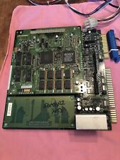 Tekken 2 PCB With Kick Harness.  Pulled From Working Game!